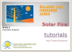 meerdere solaren